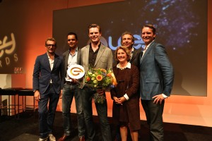 Marco Aarnink (Drukwerkdeal.nl) wint LOEY Award 2014