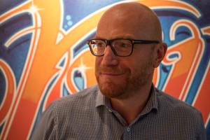 Jouk Pleiter (Backbase) wint LOEY Award 2017